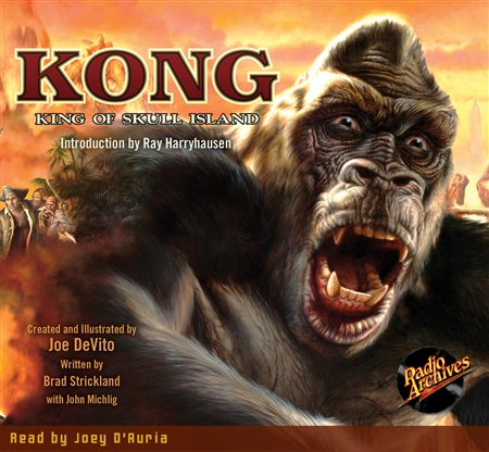 KONG: King of Skull Island Audiobook