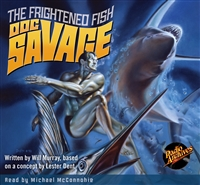 Doc Savage Audiobook - The Frightened Fish