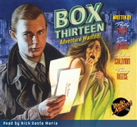 Box Thirteen Audiobook - Adventure Wanted!