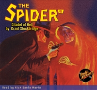 Spider Audiobook - #  6 Citadel of Hell