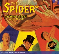 The Spider Audiobook - #  2 The Wheel of Death