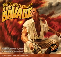Doc Savage Audiobook - The Desert Demons