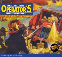 Operator #5 Audiobook - #13 March of the Flame Marauders