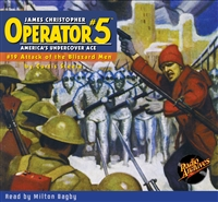 Operator #5 Audiobook - #19 Attack of the Blizzard Men