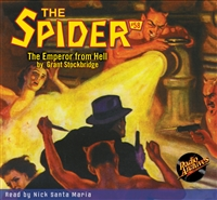 The Spider Audiobook - # 58 The Emperor from Hell
