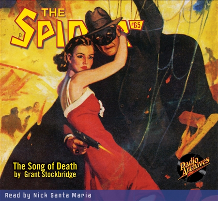 The Spider Audiobook - # 65 The Song of Death