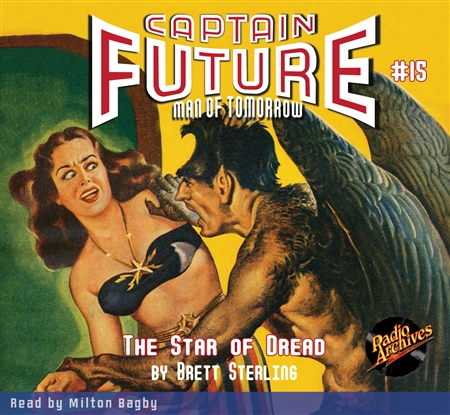 Captain Future Audiobook #15 The Star of Dread