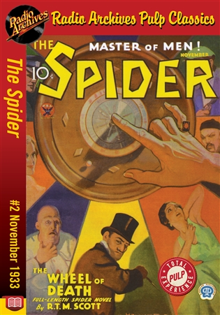 The Spider eBook #2 The Wheel of Death