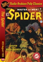 The Spider eBook #23 Master of the Death-Madness