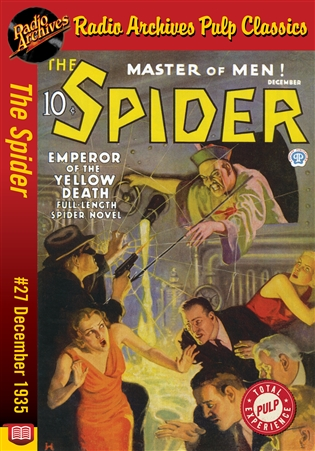 The Spider eBook #27 Emperor of the Yellow Death