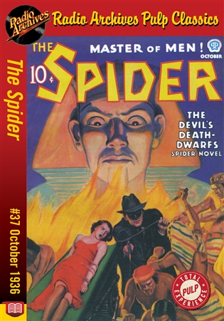 The Spider eBook #37 The Devil's Death Dwarfs