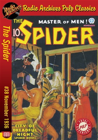 The Spider eBook #38 City of Dreadful Night