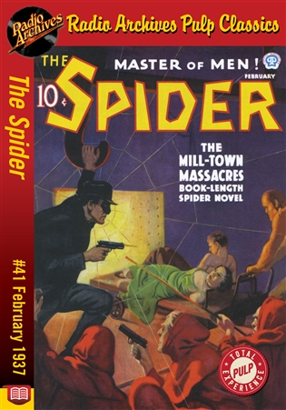 The Spider eBook #41 The Mill-Town Massacres