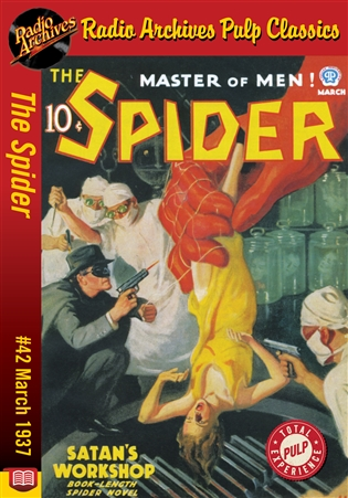 The Spider eBook #42 Satan's Workshop