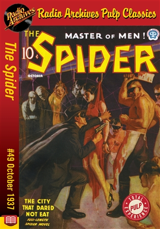 The Spider eBook #49 The City that Dared Not Eat