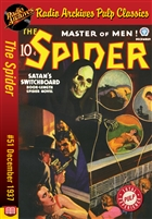 The Spider eBook #51 Satan's Switchboard