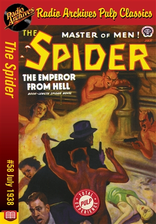 The Spider eBook #58 The Emperor from Hell