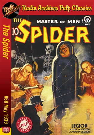 The Spider eBook #68 King of the Fleshless Legion