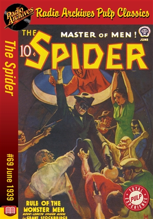 The Spider eBook #69 Rule of the Monster Men