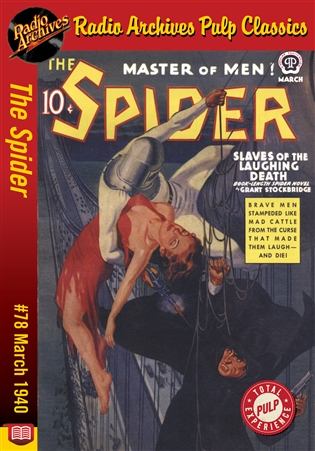 The Spider eBook #78 Slaves of the Laughing Death