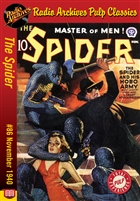 The Spider eBook #86 The Spider and His Hobo Army