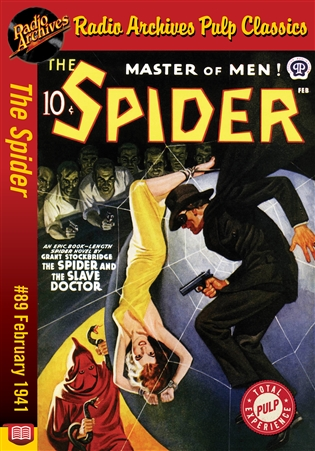 The Spider eBook #89 The Spider and the Slave Doctor