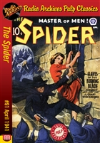 The Spider eBook #91 Slaves of the Burning Blade