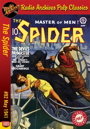 The Spider eBook #92 The Devil's Paymaster