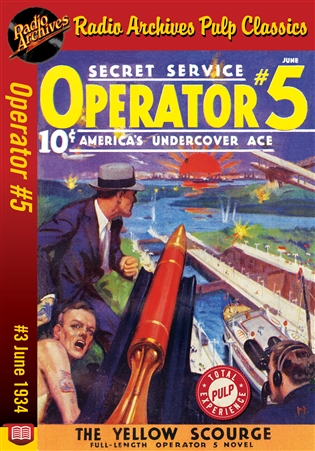 Operator #5 eBook #3 The Yellow Scourge