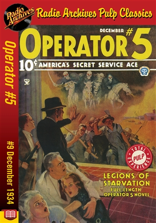 Operator #5 eBook #9 Legions of Starvation