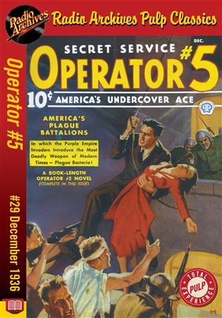 Operator #5 eBook #29 America's Plague Battalions