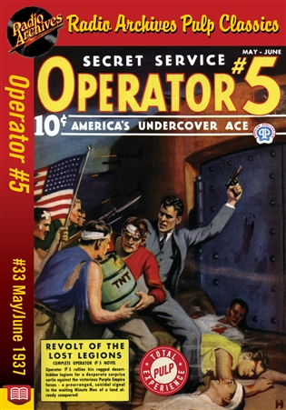 Operator #5 eBook #33 May-June 1937 Revolt of the Lost Legions