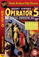 Operator #5 eBook #41 September-October 1938 The Day of the Damned