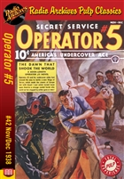 Operator #5 eBook #42 November-December 1938 The Dawn That Shook the World