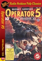 Operator #5 eBook #48 November-December 1939 The Army from Underground