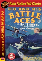 G-8 and His Battle Aces eBook #1 October 1933