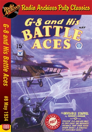 G-8 and His Battle Aces eBook #008 May 1934 The Invisible Staffel