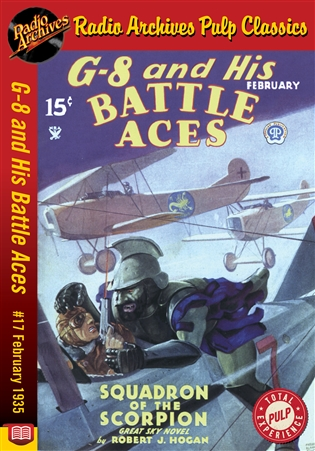 G-8 and His Battle Aces eBook #017 February 1935 Squadron of the Scorpion