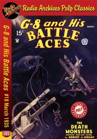 G-8 and His Battle Aces eBook #018 March 1935 The Death Monsters