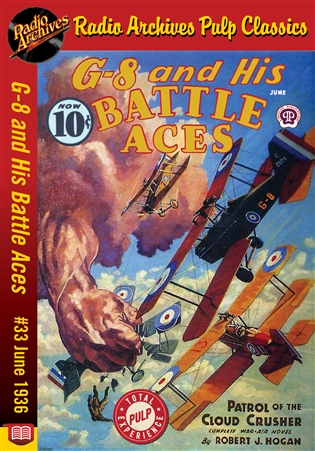 G-8 and His Battle Aces eBook #033 June 1936 Patrol of the Cloud Crusher