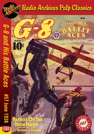 G-8 and His Battle Aces eBook #057 June 1938 Patrol of the Iron Hand
