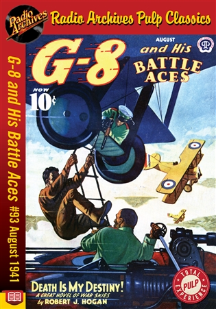G-8 and His Battle Aces eBook #093 August 1941
