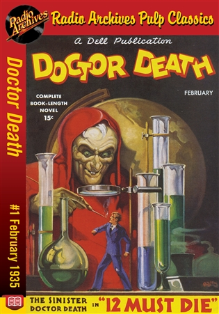 Doctor Death eBook #1 12 Must Die