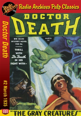 Doctor Death eBook #2 The Gray Creatures