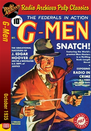 Dan Fowler: G-Man eBook Snatch!