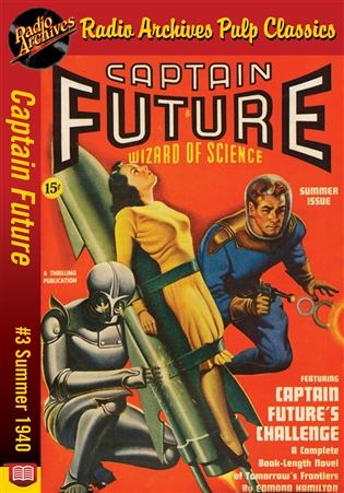 Captain Future eBook #03 Captain Future's Challenge