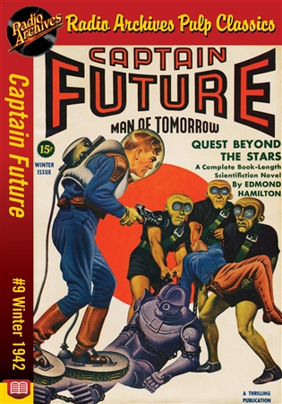 Captain Future eBook #09 Quest Beyond the Stars