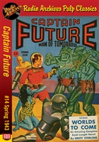 Captain Future eBook #14 Worlds To Come
