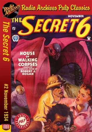 The Secret 6 eBook #2 House of Walking Corpses
