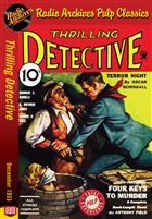 Double Detective October 1940 The Green Lama #7